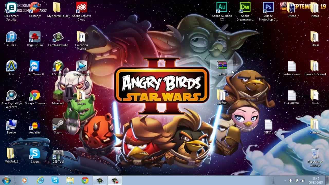 descargar angry birds star wars ii gratis (android)