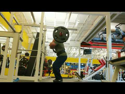 Cort Severns TSA week 153 training