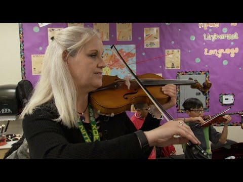 Inside California Education: Creative Classrooms