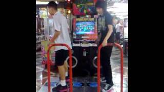 Butterfly Freestyle DDR Thailand