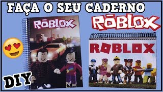 DO IT YOURSELF YOUR ROBLOX NOTEBOOK | BACK-to-SCHOOL DIY 2019