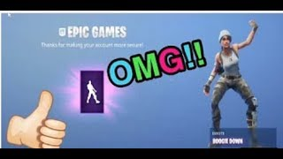 How to UNLOCK the Boogie Down Emote in Fortnite: Battle Royale! *FOR FREE*