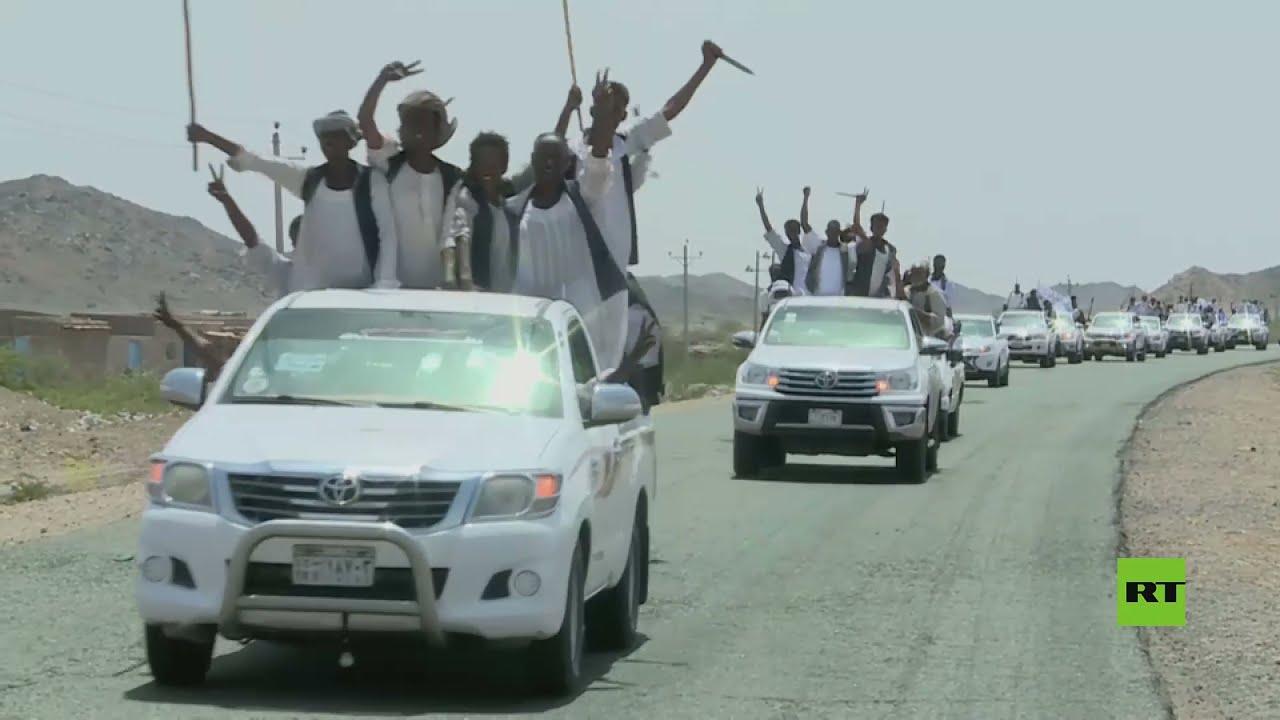 المحتجون في بورتسودان يغلقون أنبوب النفط المغذي للخرطوم  - نشر قبل 18 ساعة