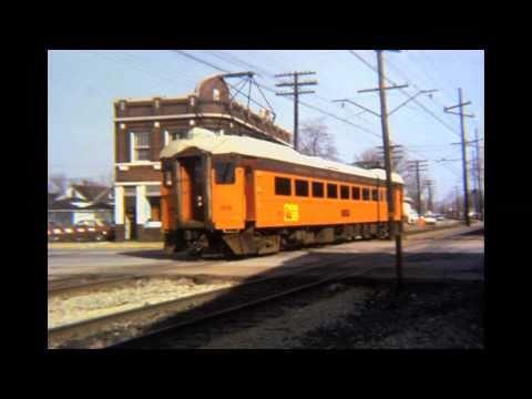 The Old South Shore (America's Last Classic Interurban Railway)
