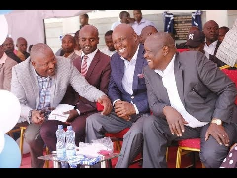 Isaac Ruto: I\'m in talks with Gideon Moi - [Part 3] | POINT BLANK