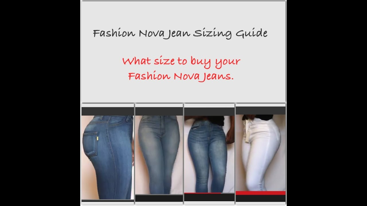 Fashion nova jean haul try on buying guide sizing bicontinental life  style also rh youtube