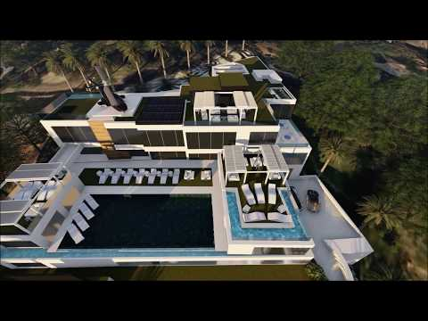 The Most Expensive Home in the U.S. | 924 Bel-Air Rd in 3d