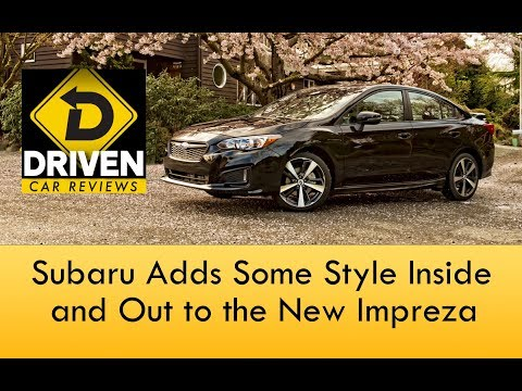 2017 Subaru Impreza Sport Car Review