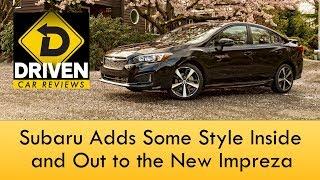 2017 Subaru Impreza Sport Car Review