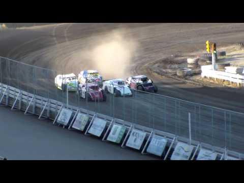 Nodak Speedway IMCA Sport Mod Heats (8/21/16)