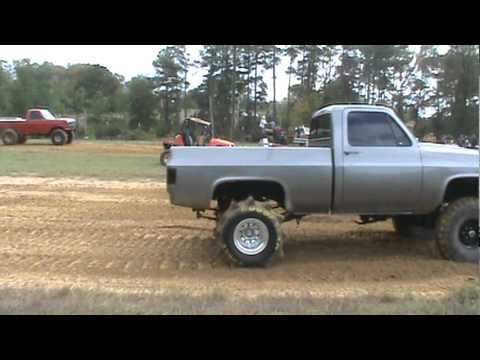 Truck Mud Tires >> Kyle Vs Chevy with Paddle Tires Shiloh Ridge Nov 2010 ...