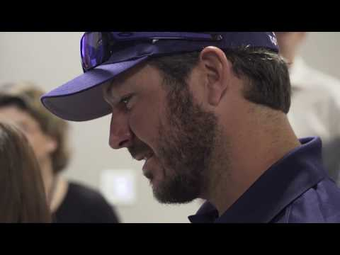 Martin Truex Jr. Surprises Auto-Owners Insurance Super Fans