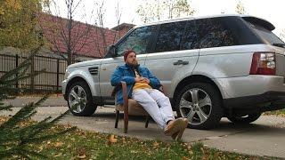 Range Rover за 500 тысяч рублей  Был в УГОНЕ??!