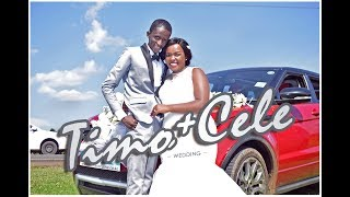 Njugush Wedding (TIMOTHY + CELESTINE Wedding Trailer) (Best Kenyan Celebrity Wedding)