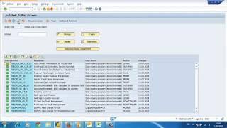 كيفية إنشاء Infoset (SAP الاستعلام) في SAP R/3 استخدام Tcode SQ02