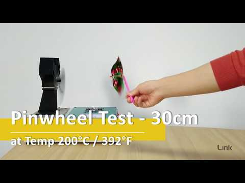 Heat Powered Wood Stove Fan Test