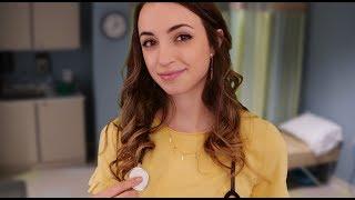 ASMR | School Nurse & Lice Check [60fps]