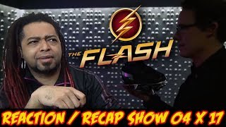 """The Flash Season 4 Episode 17 Reaction & Recap Show IS HE BACK?!?! (04x17 """"NULL AND ANNOYED """")"""