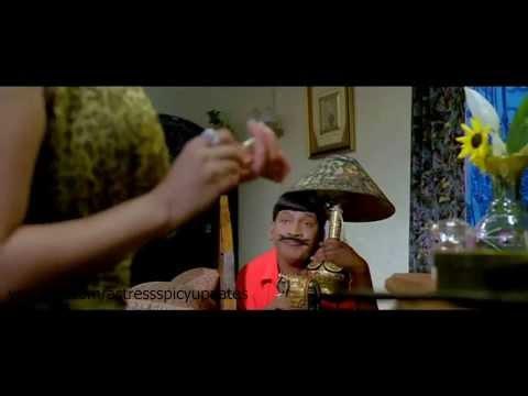 Nayanthara Hot  scene in kuselan kathanayakudu