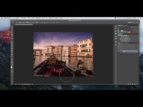 Realizzare Una Cornice Con Photoshop Cc, Tutorial