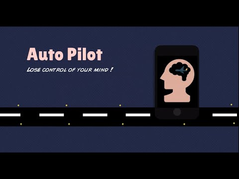 Lose control of your mind with new Auto Pilot Mind Control App