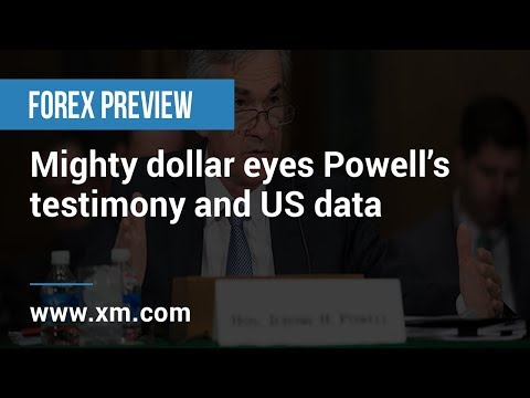 Forex Preview: 12/11/2019 - Mighty dollar eyes Powell's testimony and US data