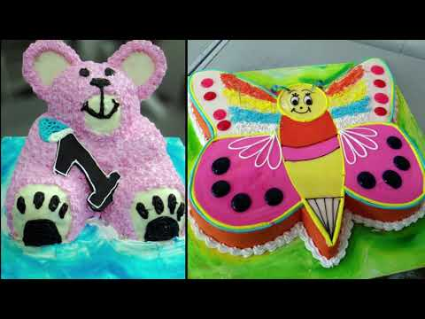 Pastries And Designer Cakes   Ganga Bakery - Part 3
