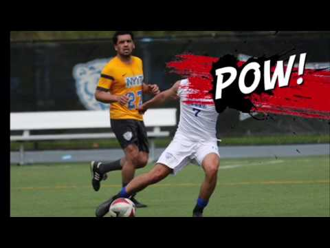 NYIT Men's Soccer Alumni Game 2017 - YouTube