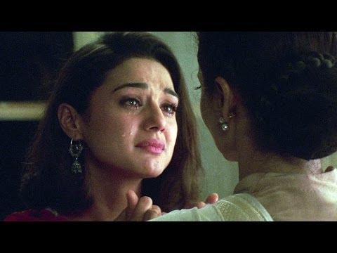 Preity Zinta Forgives Rekha - Dil Hai Tumhara Scene
