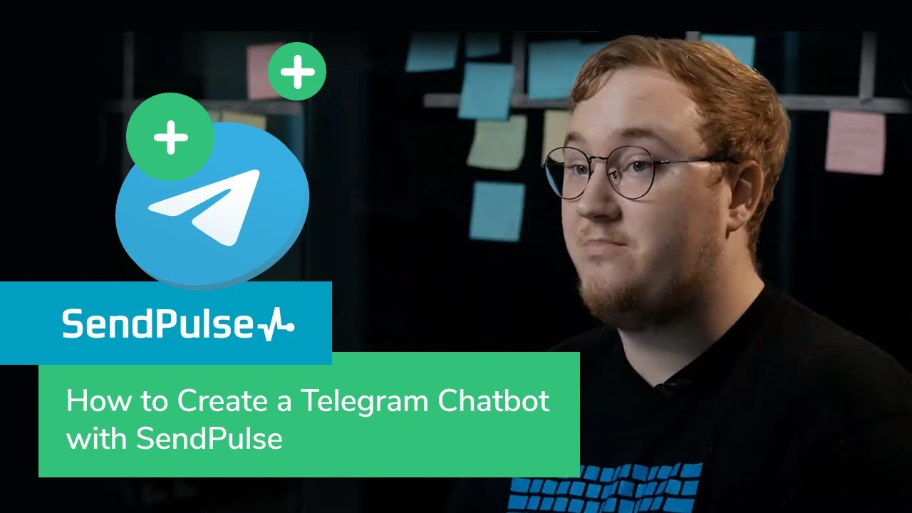 How to Create a Telegram Chatbot for Your Business with SendPulse