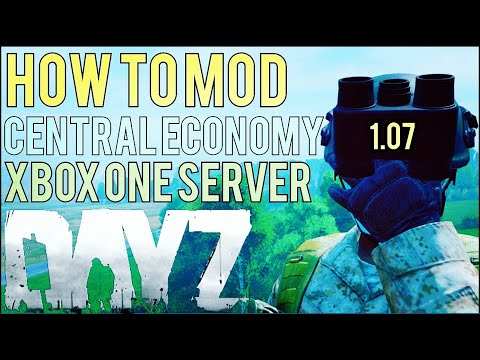 how-to-mod-xbox-one/ps4-dayz-1.07-server-[2/16]