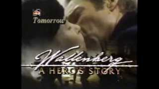 NBC Wallenberg: A Hero's Story 1985 TV promo
