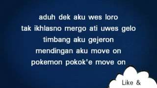 Pokemon Pokok'e Move On