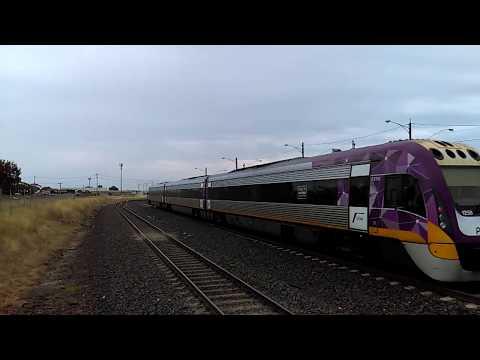 The Bombardier VLocity DMU - V/Line