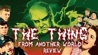 The Thing From Another World - Horror Review