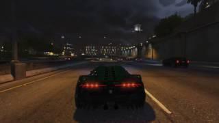 GTA 5 - Lamborghini Sesto Elemento - Zentorno drive 1