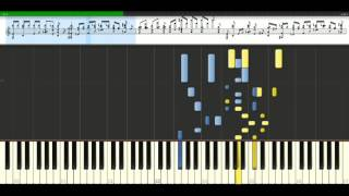 Aerosmith - Crazy [Piano Tutorial] Synthesia