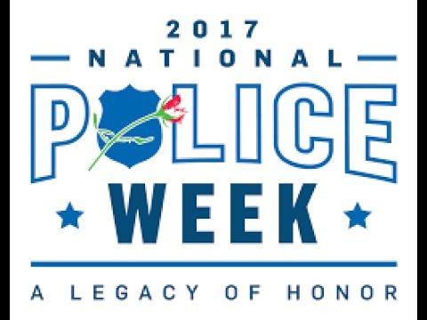 CPD Video series Presents: A look back at National Police Week 2017