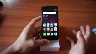 Xiaomi Redmi 4X Выключается при заблокированном/выключенном экране