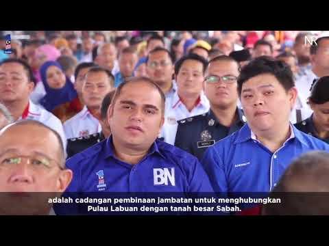 RM124 sebulan sewa PPR pertama di Labuan