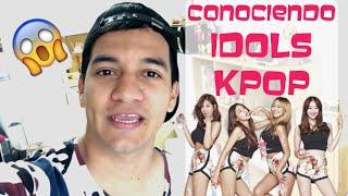 CONOCIENDO IDOLS KPOP EN COREA