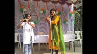 Arya Baheti and Palak Jain- The Golden Notes- Jan Gan Man