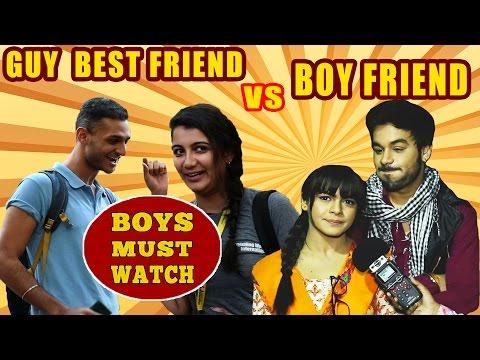 Why Girls Need A Guy Best Friend When She Already Has A Boyfriend?
