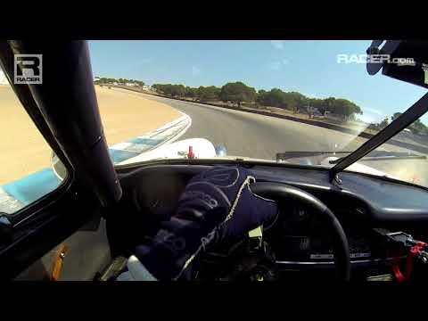 RACER: 1968 Porsche 911 T/R Visor Cam with Pat Long 2