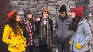 Cover of Jolly Old Saint Nicholas–By the hunts (Director