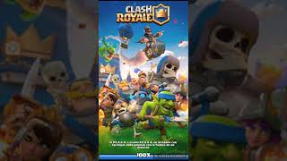 Mi primer video de CR (Clash Royale)