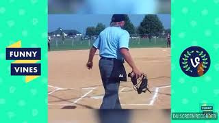 Baseball and softball fails