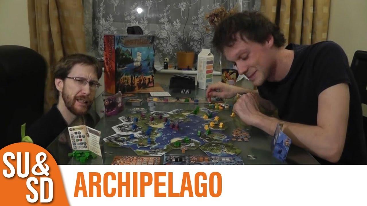 Archipelago - Shut Up & Sit Down Reviews