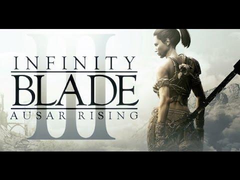 Infinity Blade 3: Ausar Rising ready to expand iOS combat world