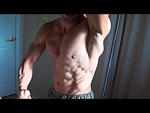 Getting Really Shredded and Dry - Pro Natural Bodybuilder Ivan Blazquez